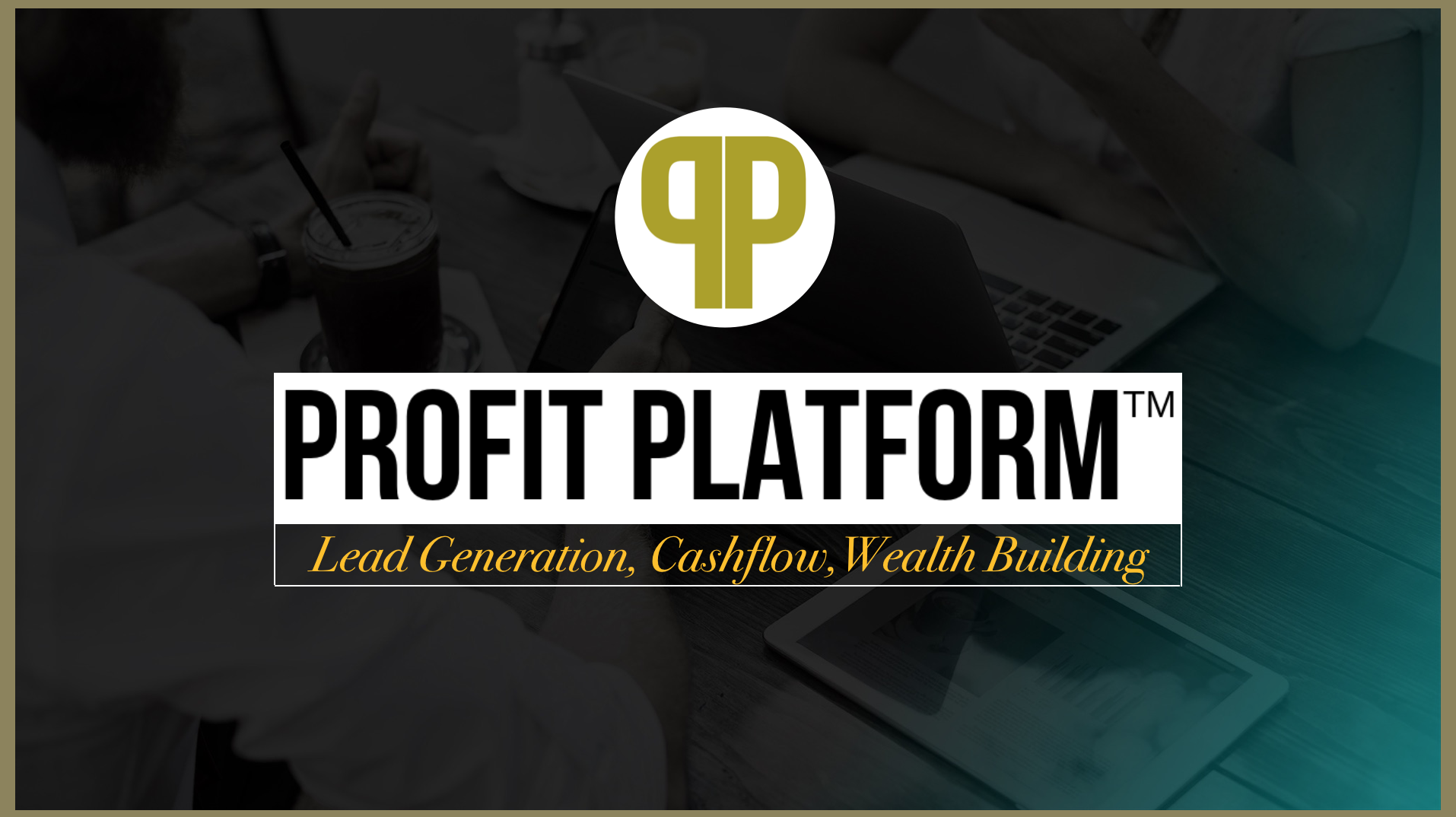 Mike Klingler, Prepping Profit Platform Members