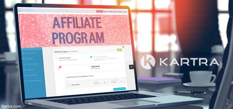 Become a Kartra Affiliate - JV Partner and Earn Lifetime Recurring Commissions
